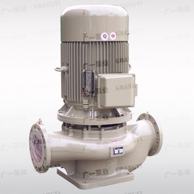 广一GDD型低噪声管道泵
