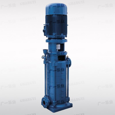 广一DL型立式多级离心泵