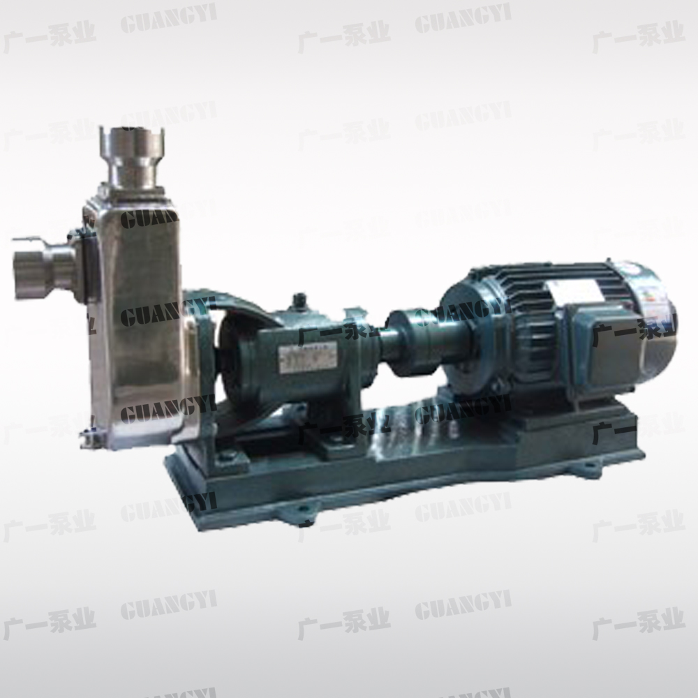 FX/FXT型不锈钢自吸泵