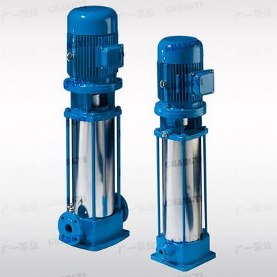 广一GDL型立式多级管道泵