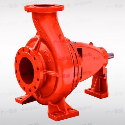 广一XBD-IS型单级单吸消防泵