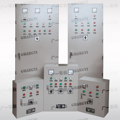水泵风机控制器低压电器控制柜