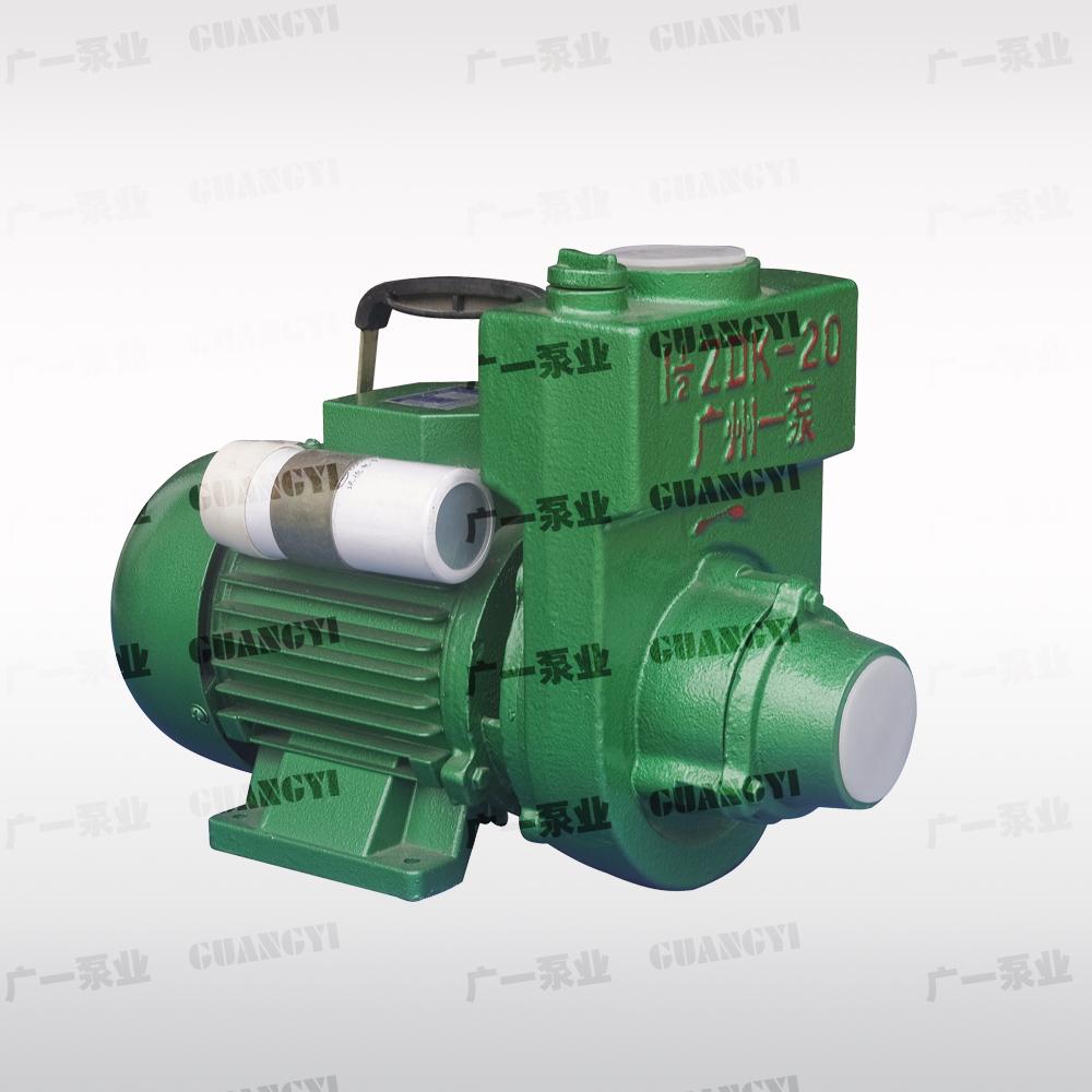 广一水泵 1ZDK20清水泵