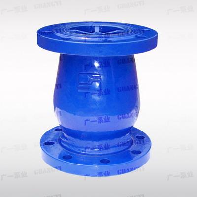 广一水泵 GYDRVZ(GYH42X)静音式止回阀