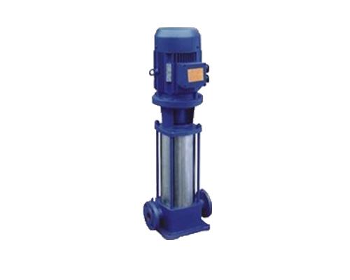 多级管道增压泵
